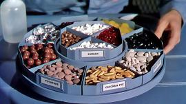Food for astronauts - what they eat in orbit?