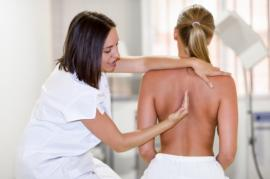 Take care of the spine - one of the main human priorities