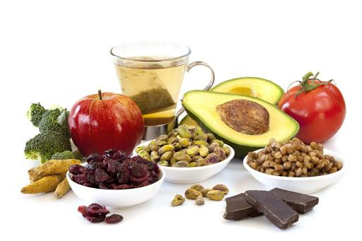 Diet for the skin: foods against acne