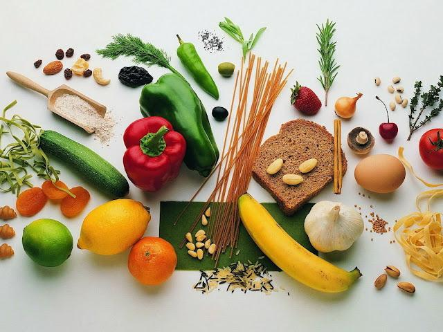 The basics of good nutrition