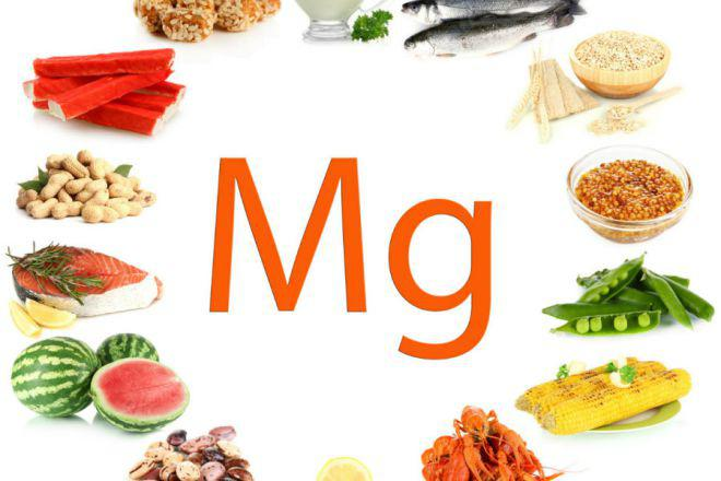 Magnesium: an element of strength, health and peace of mind