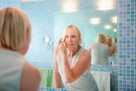 Natural Skin Care - Facials for Aging