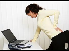 Is Your Job Causing Your Back Pain?