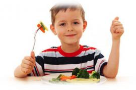 Children's Bad Diet Plan and Absence of Workout