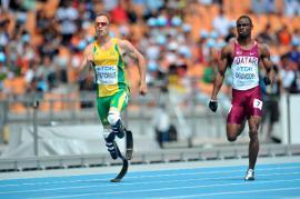 Prosthetic Legs For Athletes