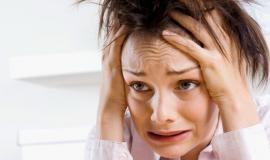 Anxiety Disorder - The Main Causes