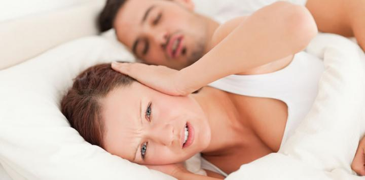 The Causes That Make People Snore