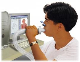 Pulmonary Function Technology